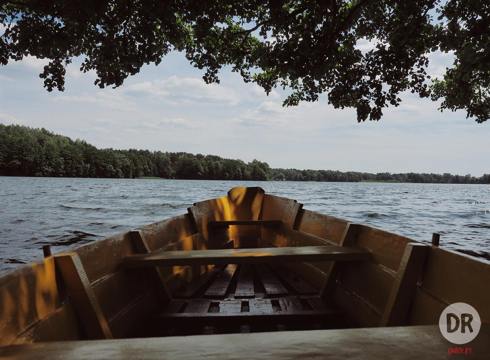 Тракай, озерный край