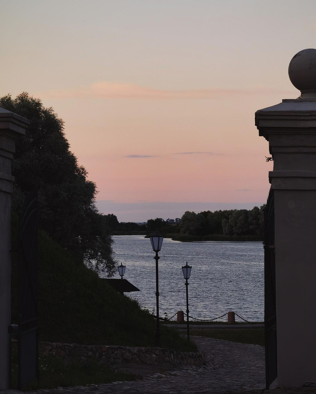 Несвиж, Беларусь. Снимал Дмитрий Рак
