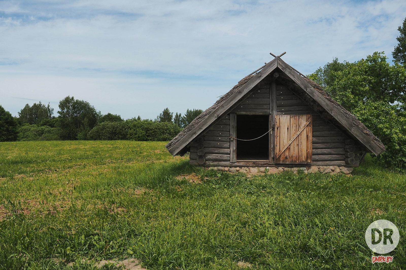Музей народной архитектуры и быта в Строчице