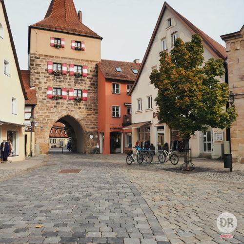 Рыночная площадь Лауф-ан-дер-Пегниц