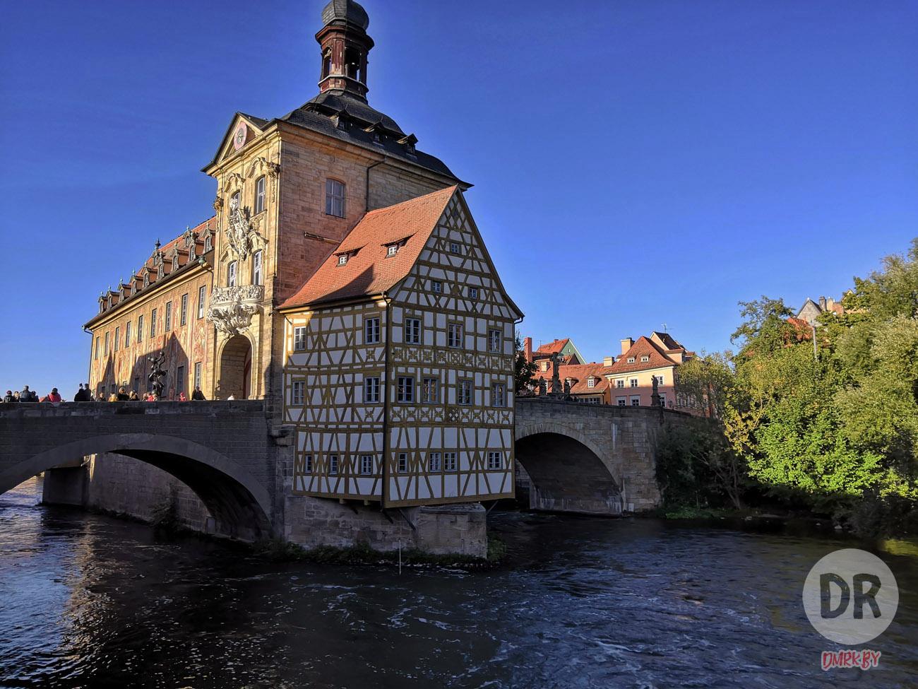 Путешествие по крутейшим городам южной Германии — Нюрнберг, Бамберг, Кобург, Вюрцбург и другие