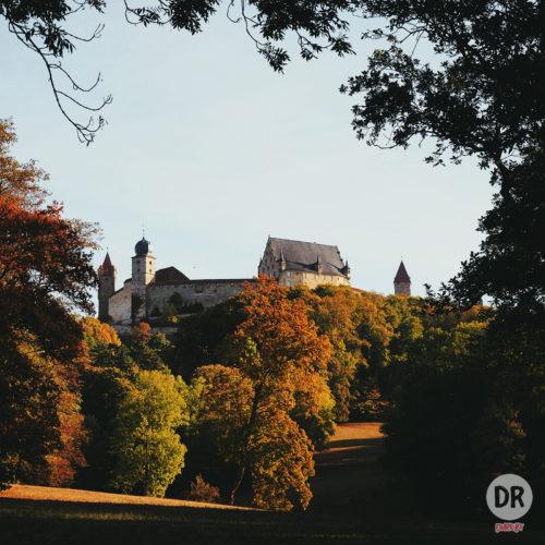 Замок в Кобурге. Veste Coburg (Kunstsammlungen der Veste Coburg)