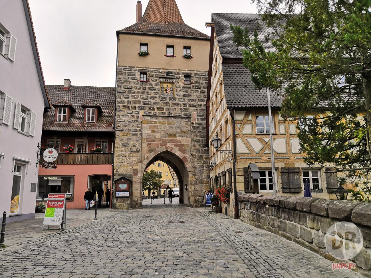 Красивейший Лауф-ан-дер-Пегниц и другие города Баварии. Как доехать и сэкономить в Германии