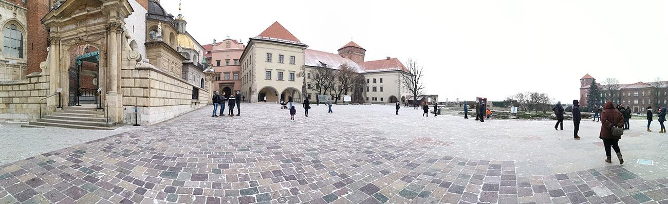 Почему сравниваю Краков с Прагой
