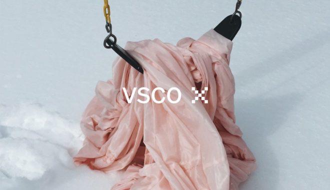VSCO X — мой единственный редактор фотографий