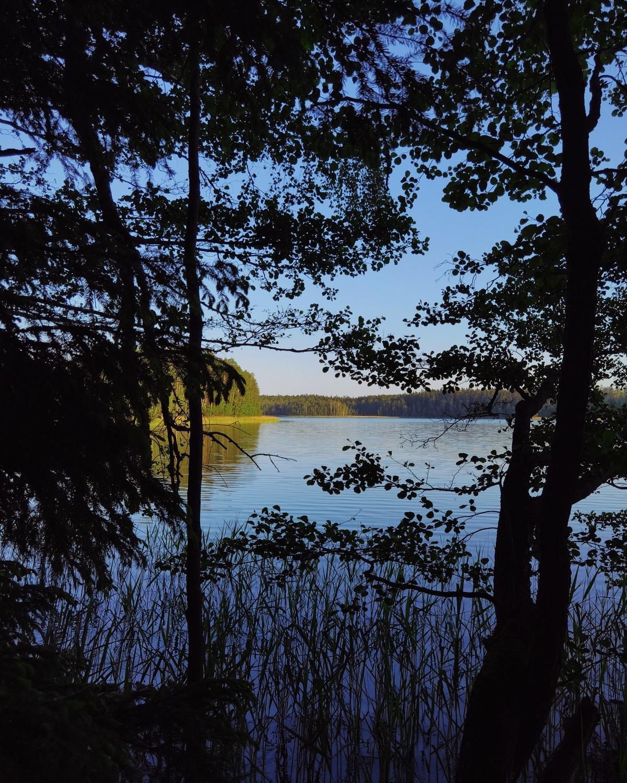 Голубые озера, нарочанский край. Снято @dmitry_rak
