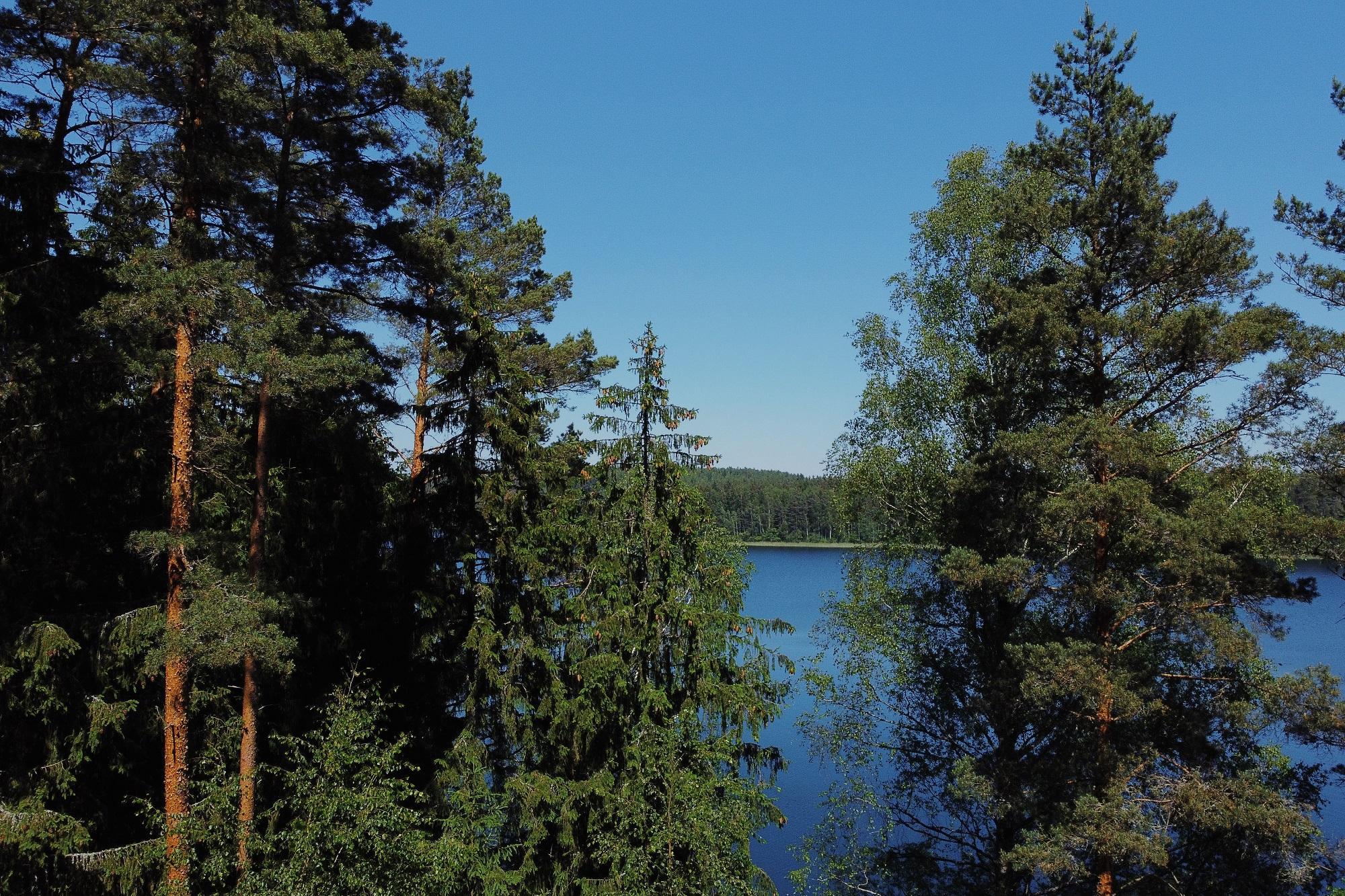 Голубые озера в 2021 году. Дикий наплыв туристов в эпоху пандемии