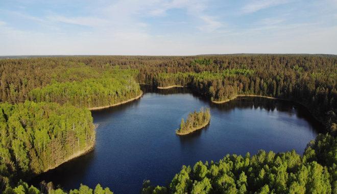 Голубые озера - как доехать и что посмотреть