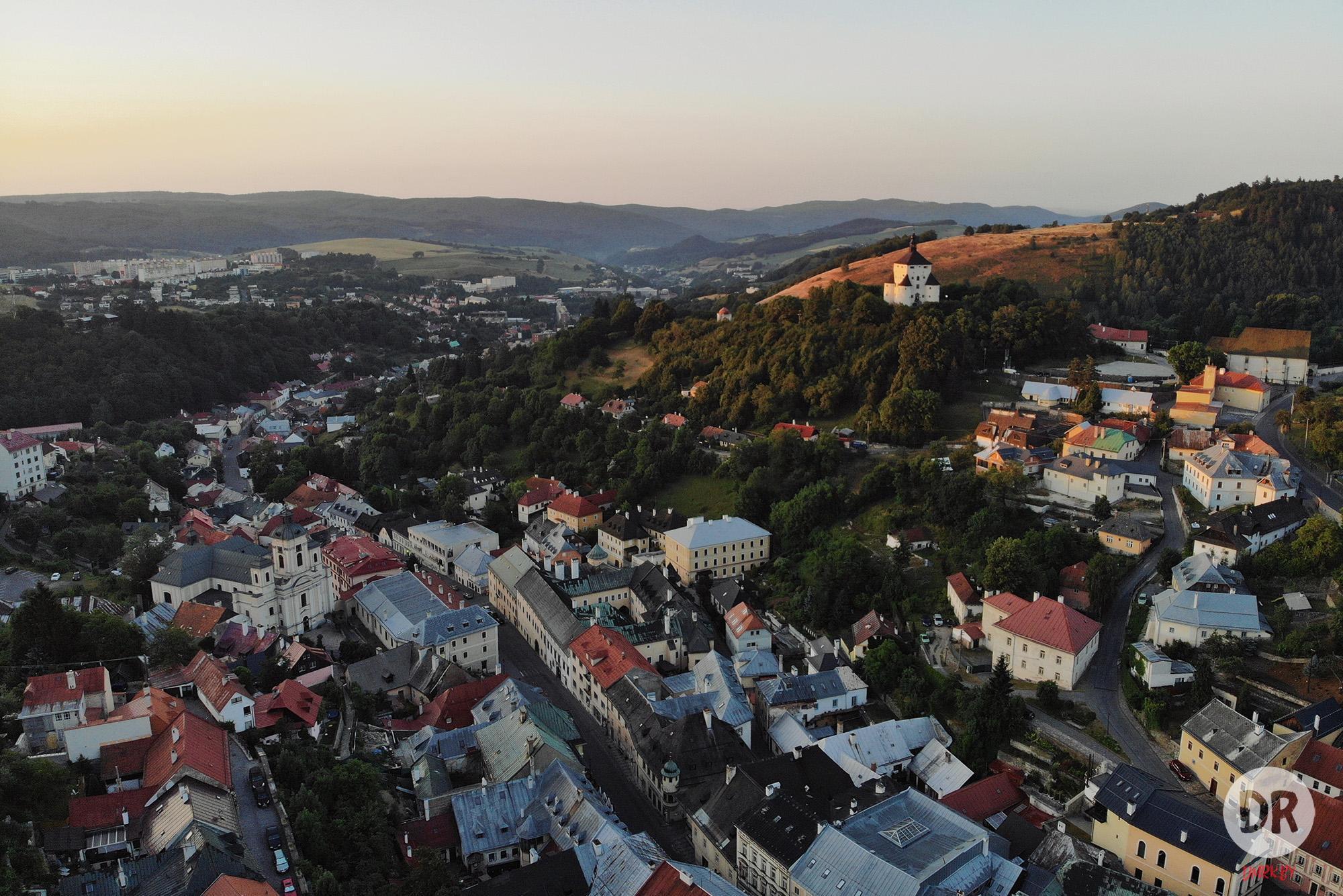 Банска-Штьявница - как добраться и что смотреть
