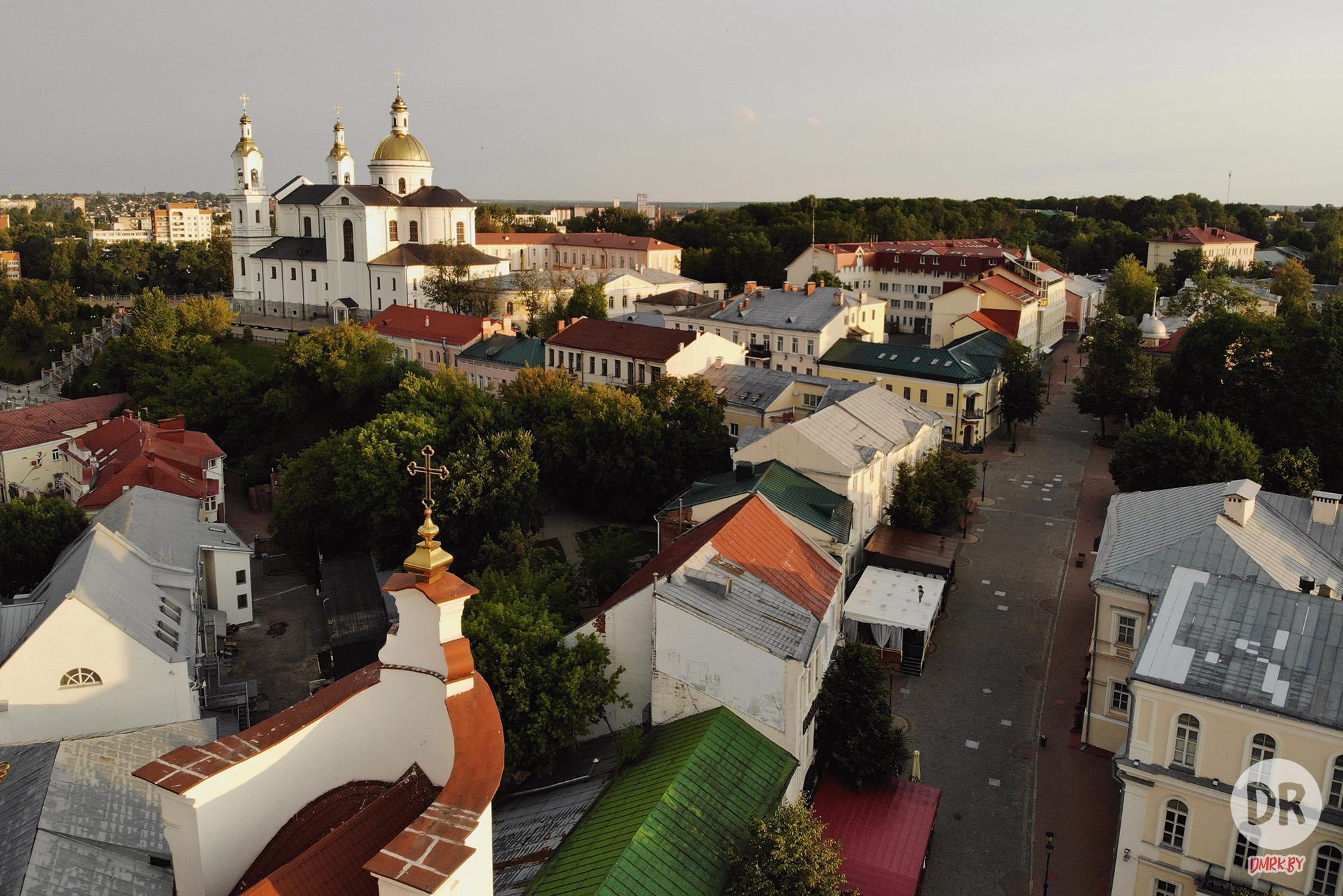 Витебск - обзор города