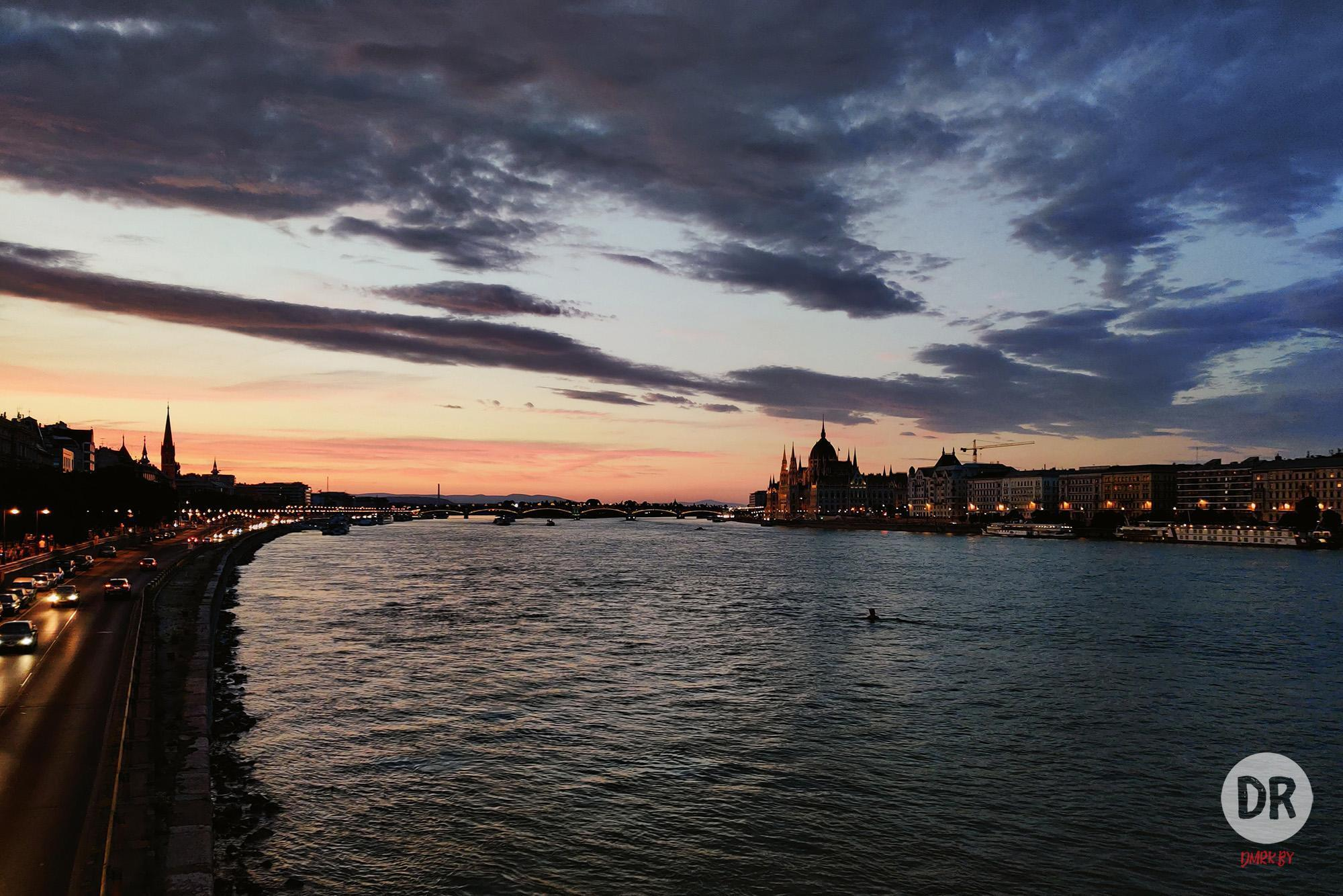 Будапешт - город гуляк и бродяг