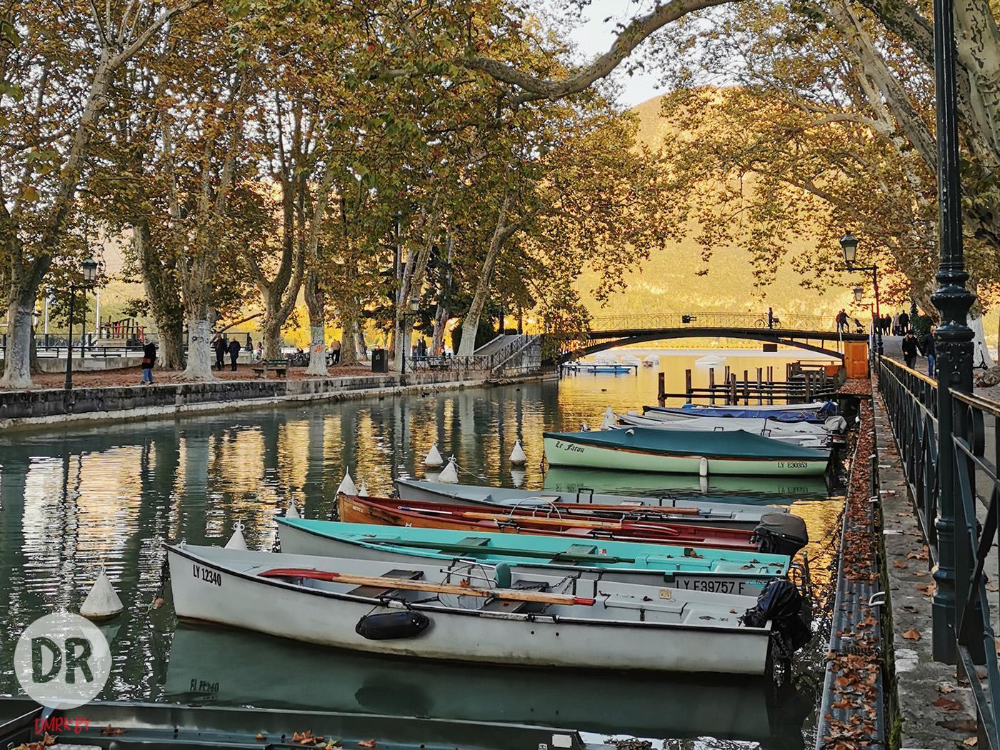 Анси, Франция. Снято @dmitry_rak