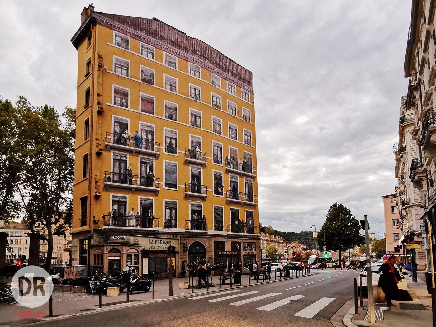 Лион, Франция. Снято @dmitry_rak