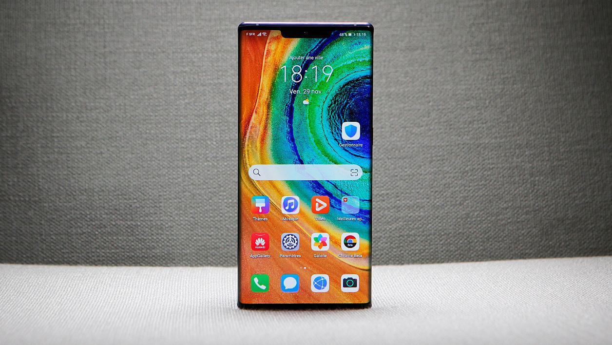 Huawei Mate 30 Pro. Самый технологичный камерофон