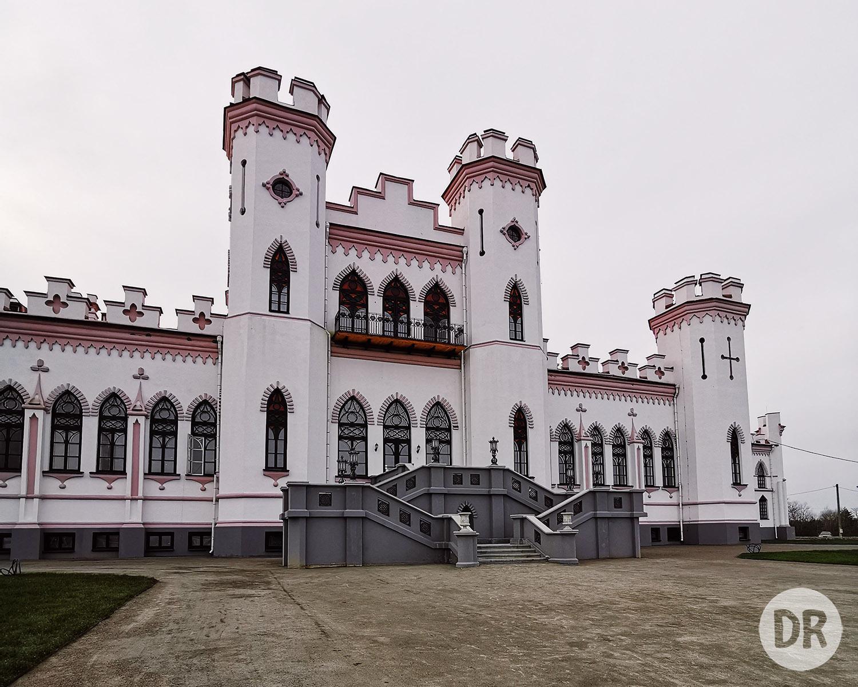 Дворец Пусловских, Коссово. Снято @dmitry_rak