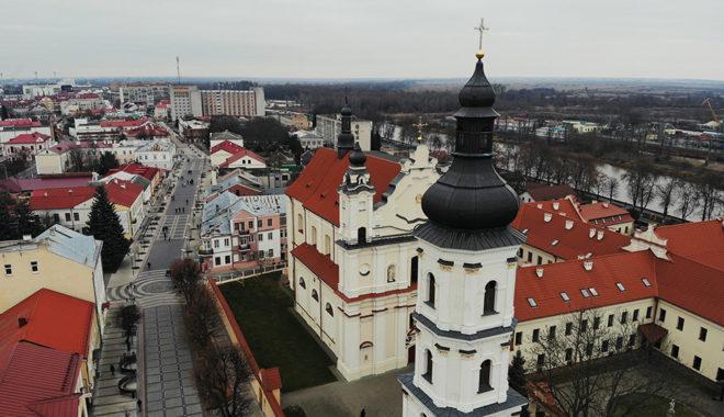 Пинск, Беларусь. Снято @dmitry_rak