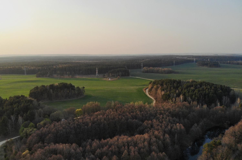 Лесопарк Дрозды. Самые фотогеничные локации Минска