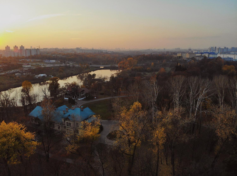 Лошицкий парк. Самые фотогеничные локации Минска