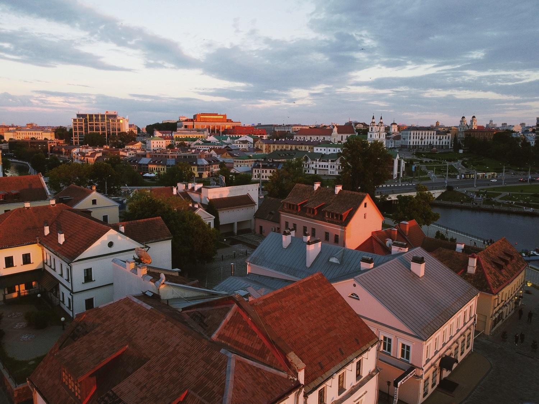 Троицкое предместье. Самые фотогеничные локации Минска
