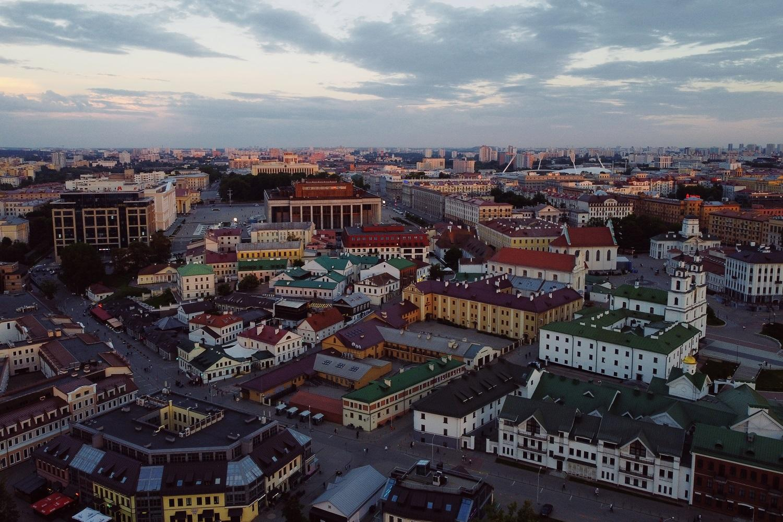 Верхний город. Самые фотогеничные локации Минска