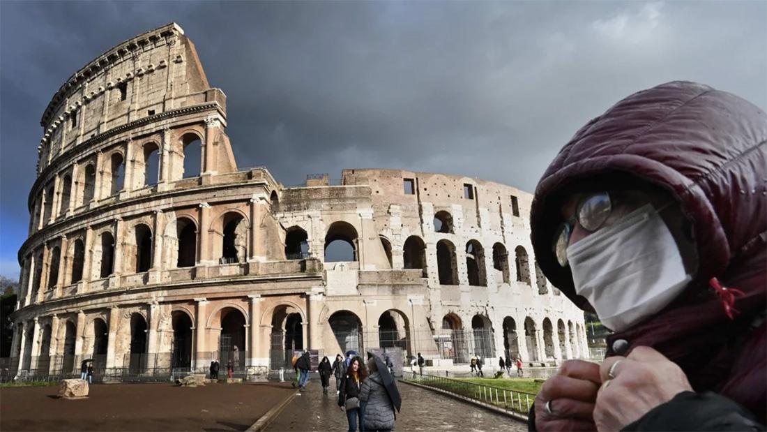 Коронавирус в Италии. Итальянцы потеряли весенний и летний сезон
