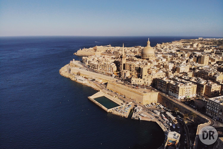 Валлетта, Мальта. Снято @dmitry_rak