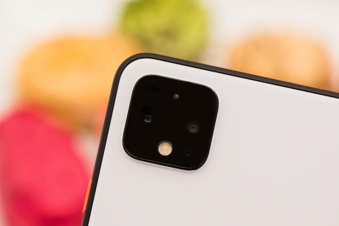 Google Pixel 4 - Лучшие смартфоны для мобильного фотографа 2020