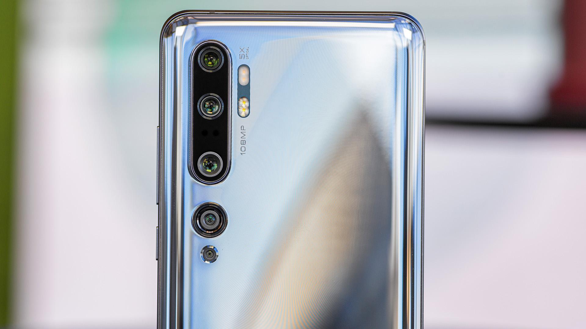 Xiaomi Mi Note 10 - Лучшие смартфоны для мобильного фотографа 2020