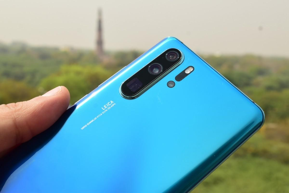 Huawei P30 Pro - Лучшие смартфоны для мобильного фотографа 2020