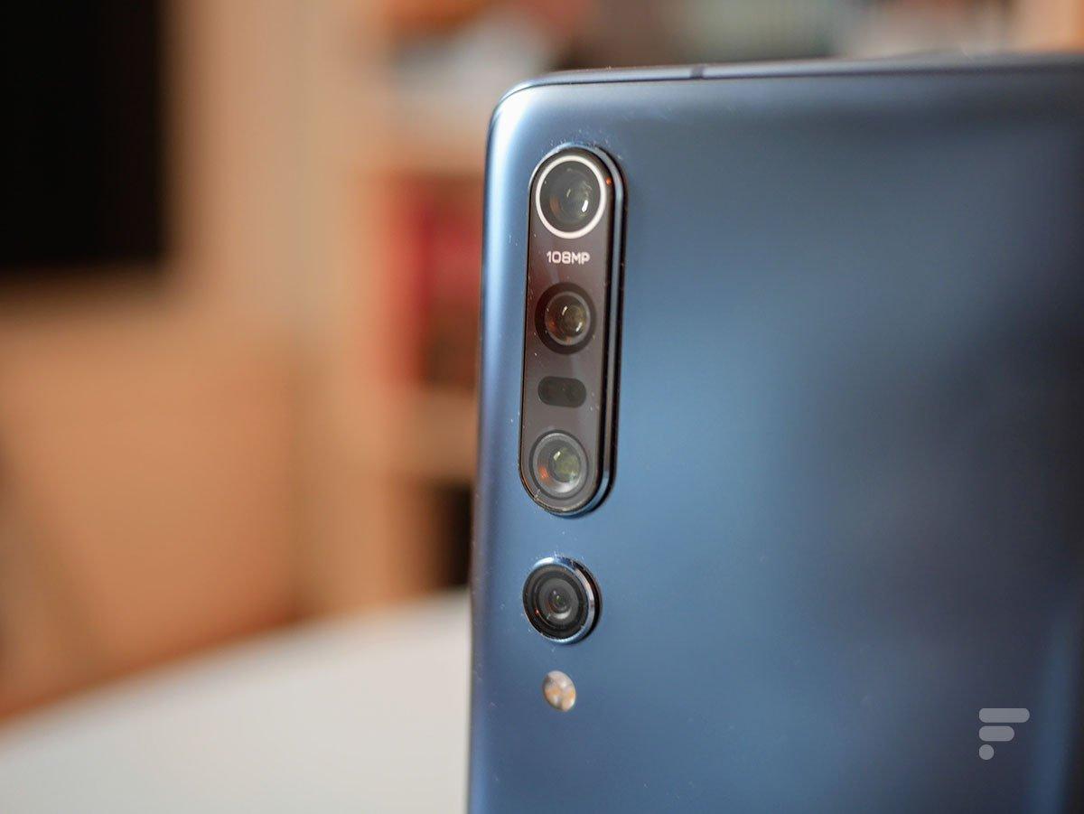 XIaomi Mi 10 Pro - Лучшие смартфоны для мобильного фотографа 2020