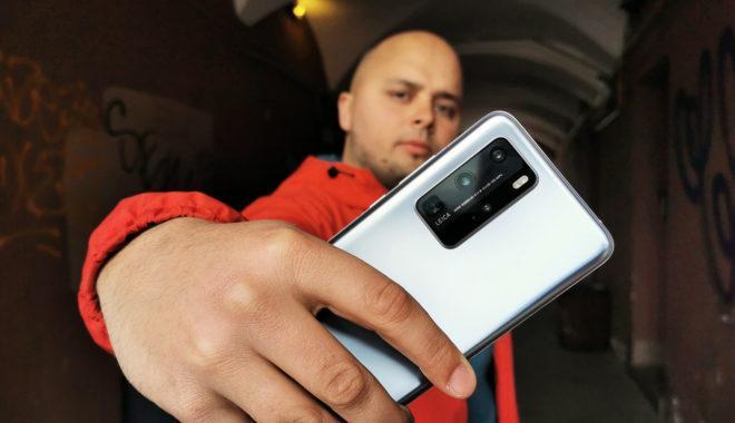 Huawei P40 Pro — моя новая камера