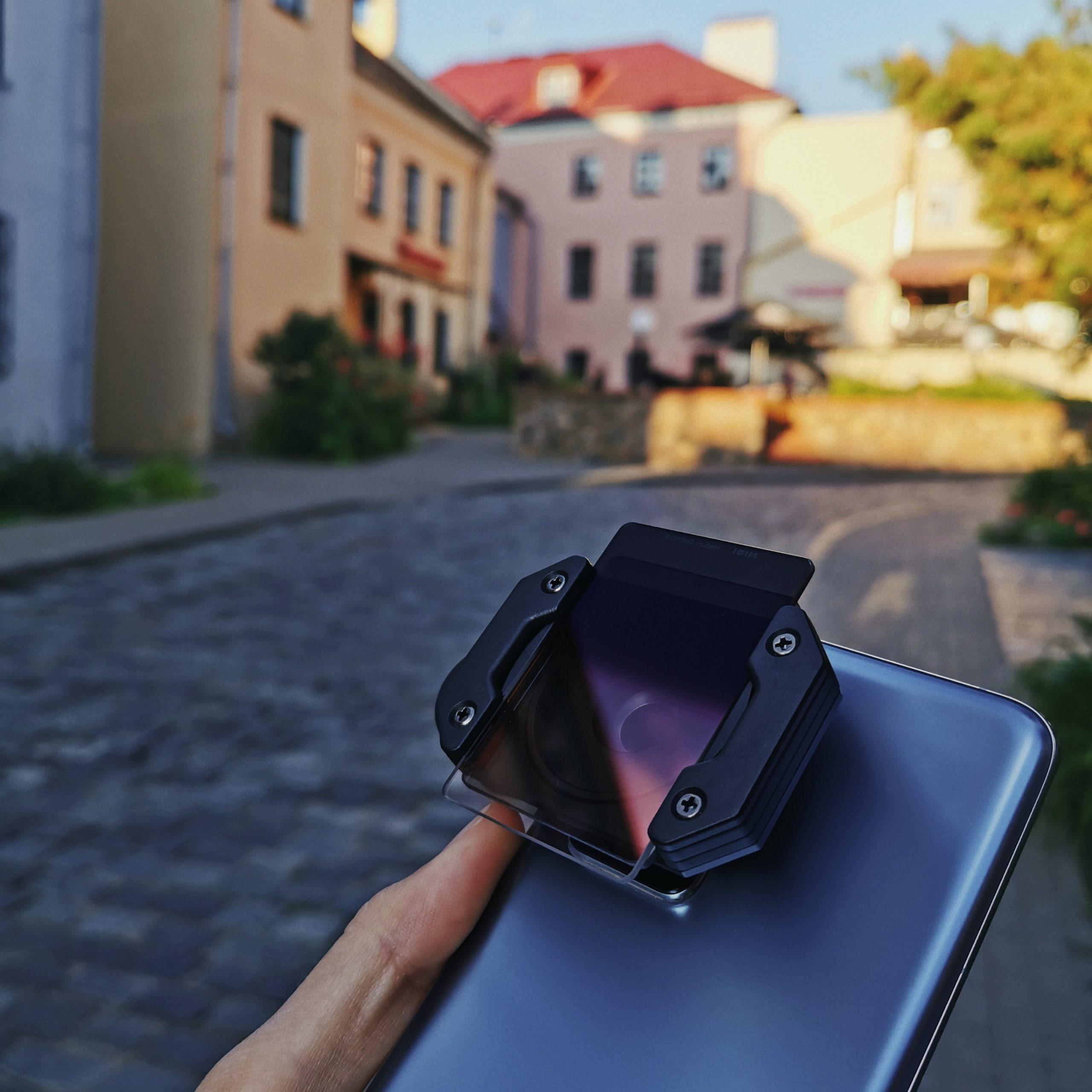 Мой набор мобильного фотографа - фильтры Nisi