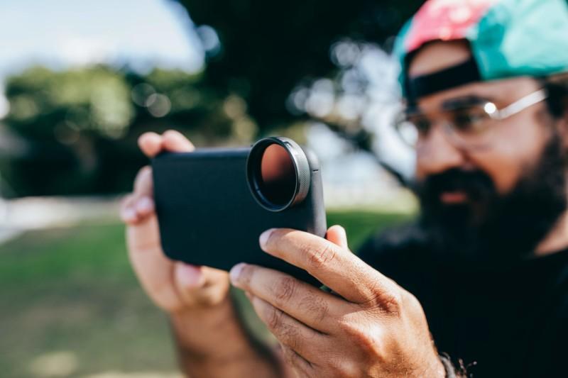 Мой набор мобильного фотографа