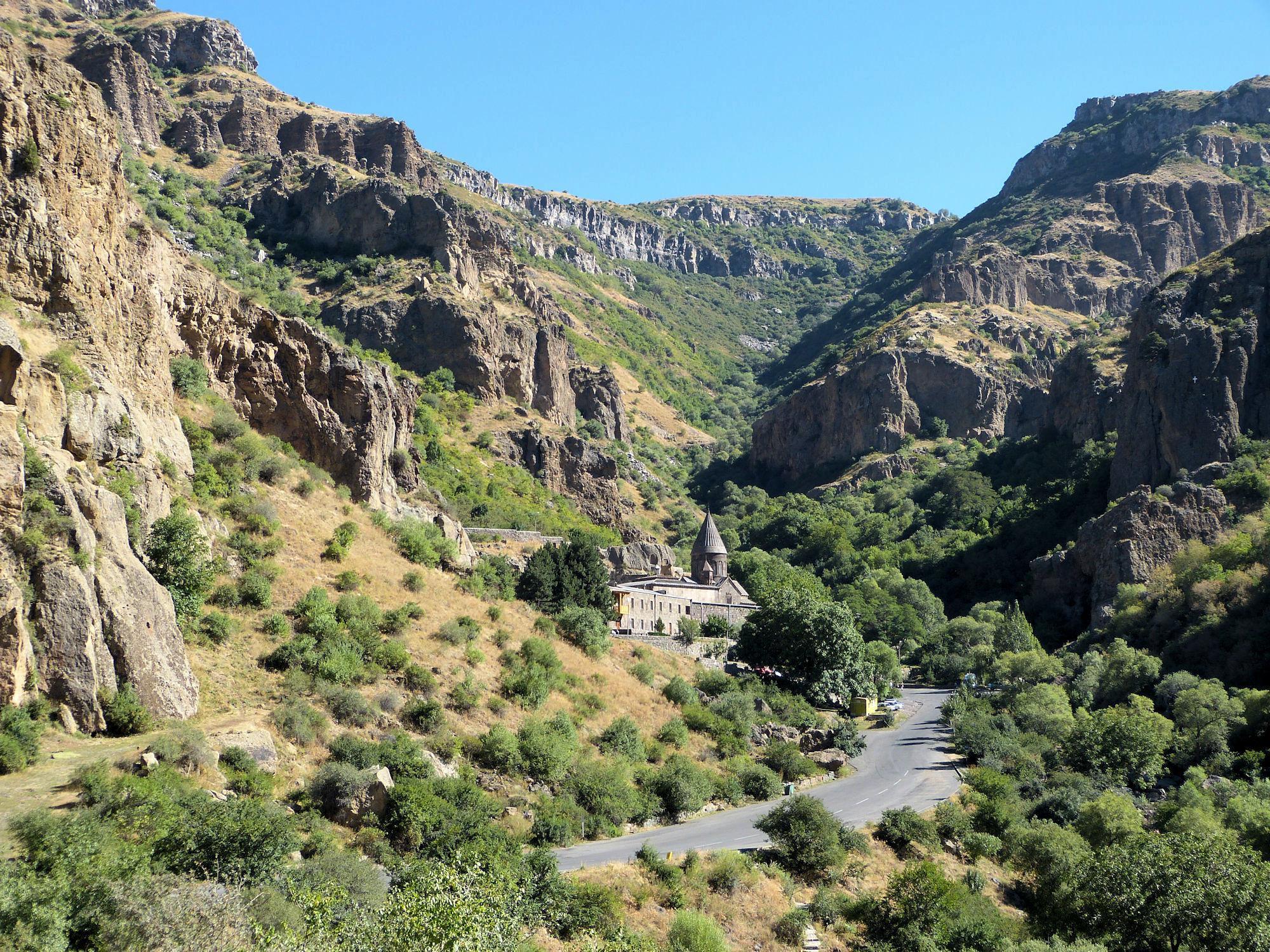 Армения, одно из лучших направлений из Минска для самостоятельных путешествий