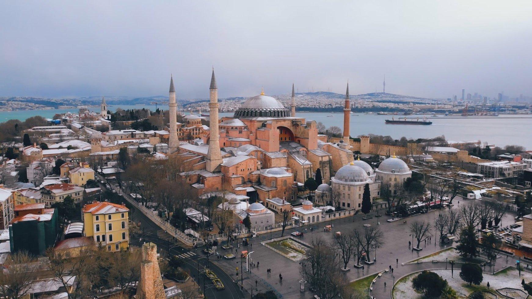 Стамбул - одно из перспективных мест для самостоятельных путешествий из Минска