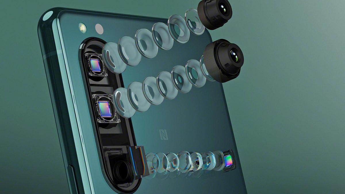 """Sony Xperia 5 III. Выбор эстетов или тех, кто скучает по """"большим"""" камерам"""